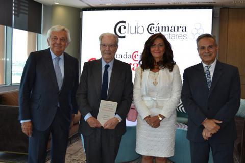 Fundación Cámara Almuerzo Antonio Garrigues Walker