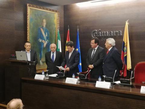 Clausura expo Quito Fundación Cámara