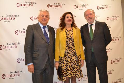 Conferencia Consejera Hacienda Fundación Cámara