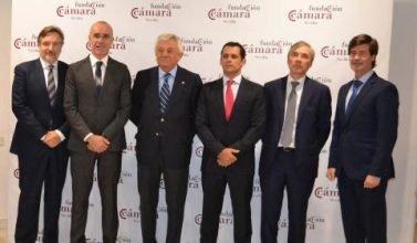 Conferencia Miguel Pereda Fundación Cámara