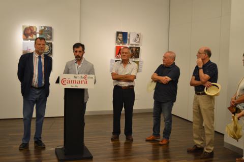 Exposición Circunnavegando Fundación Cámara