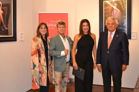 Exposición Tapices Alcázar Fundación Cámara