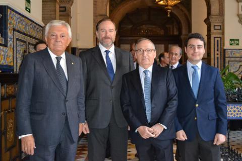 Foro Antonio Hernández Callejas Fundación Cámara