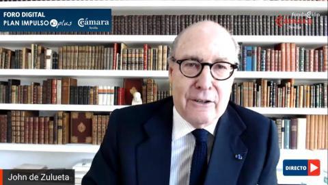 Foro Digital John de Zulueta Fundación Cámara