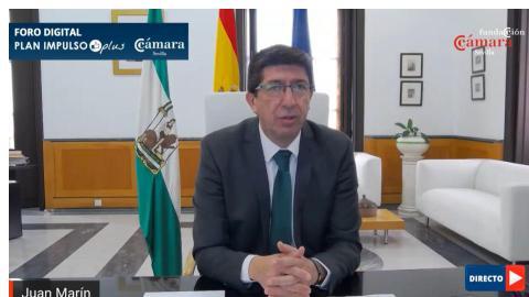 Foro Digital Juan Marín Lozano Fundación Cámara