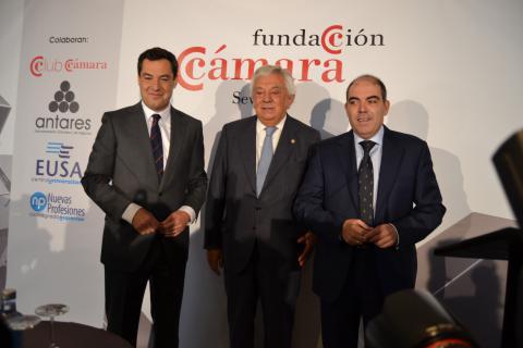 Foro Juanma Moreno Fundación Cámara