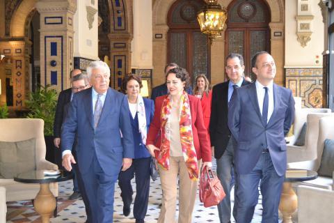 Foro Magdalena Valerio Fundación Cámara
