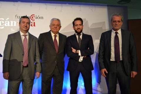 Foro Raúl Berdonés Fundación Cámara