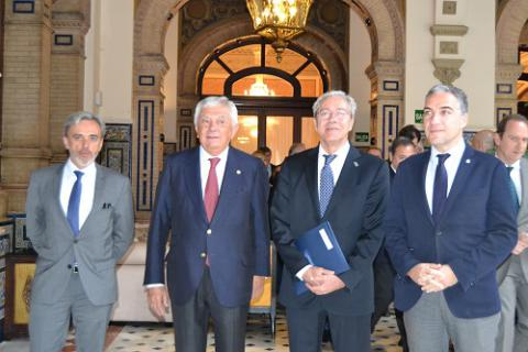 Foro Rogelio Velasco Fundación Cámara
