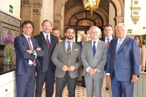 Foro Sebastián Albella Amigo Fundación Cámara