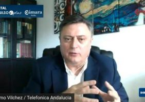 Foro digital Jerónimo Vílchez Fundación Cámara