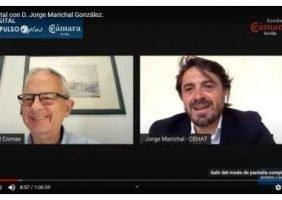 Foro digital Jorge Marichal Fundación Cámara