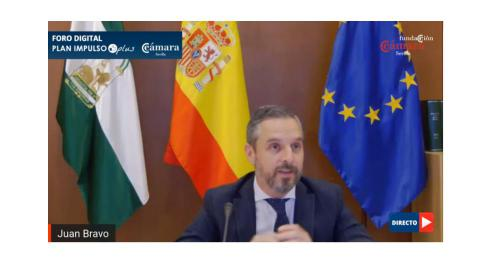 Foro digital Juan Bravo Fundación Cámara
