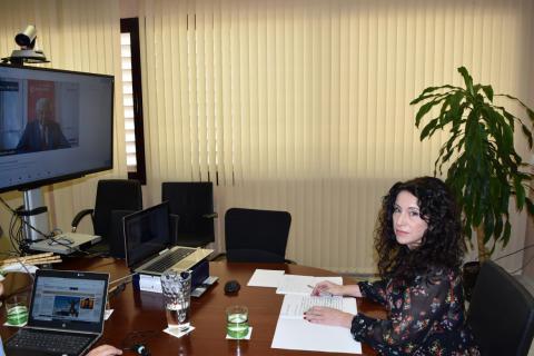 Foro digital Rocío Ruiz Fundación Cámara