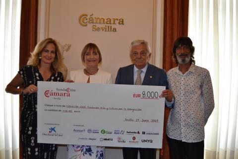 Fundación Alalá Gala Flamenca Fundación Cámara