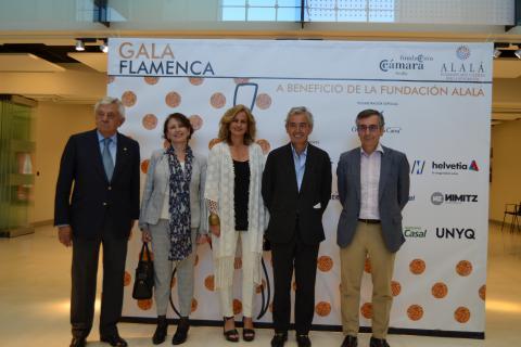 Gala flamenca Fundación Cámara