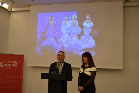 Inauguración diseños Ana Morón Fundación Cámara