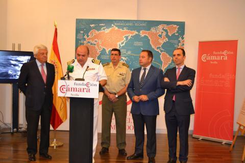 Fundación Cámara Inauguración expo Magllanes