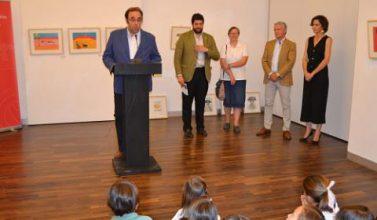 Inauguración expo Torerito Fundación Cámara