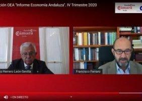 Informe economía 4 trimestre Cámara de Comercio