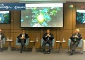 Jornada Electrificación sostenible Cámara de comercio