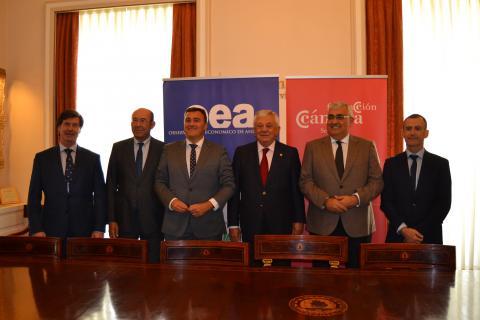 Mesa económica electoral Fundación Cámara