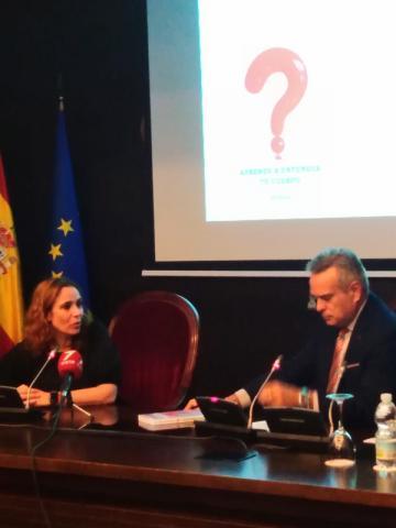Presentación Ángela Quintas Fundación Cámara