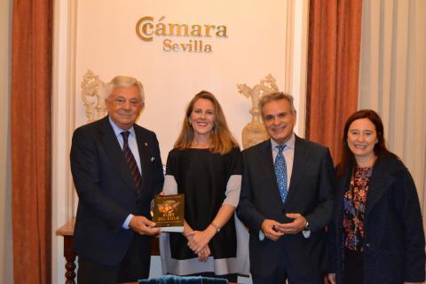 Presentación Cristina Martín Fundación Cámara