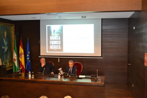 Presentación Fernando Benzo Fundación Cámara