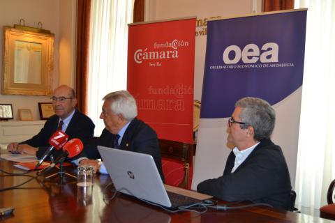 Presentación Informe economía Andaluza Fundación Cámara