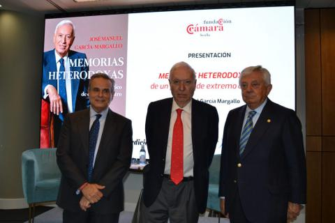Presentación J.M. García-Margallo Fundación Cámara
