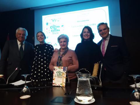 Presentación Laura Robles Fundación Cámara