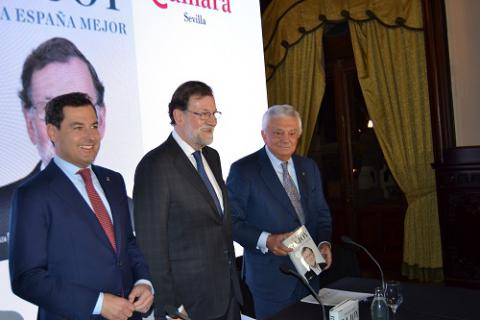 Presentación Mariano Rajoy Fundación Cámara