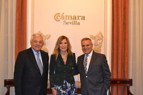 Presentación Pilar Eyre Carmen Fundación Cámara