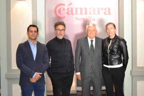 Presentación QLAMENCO Fundación Cámara
