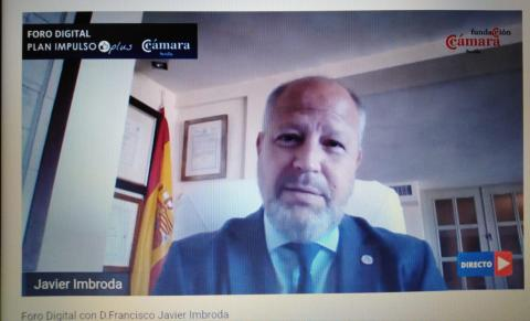 Webinar Javier Imbroda Fundación Cámara